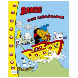 430059 Bamse och sjörövarna