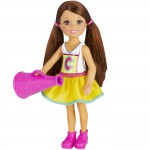 Barbie, Chelsea Friends Doll, hejaklacksledare
