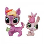 Littlest pet shop Fay& Curtsy