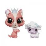 Littlest pet shop Puffball& Bonnie