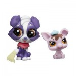 Littlest pet shop Shep& Bitsy