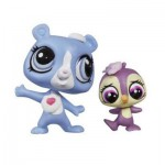 Littlest pet shop tundra& Flip