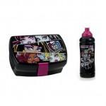 Monster High matlåda och drickflaska
