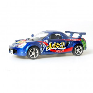 Blå Toyota Mr2