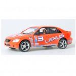 Orange Lexus IS300
