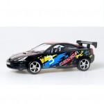 Svart Toyota Celica