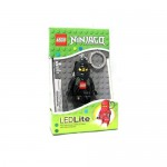 Ninjago Key Chain black1