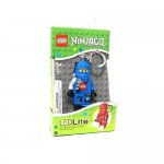 Ninjago Key Chain blue1