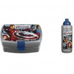 The Avengers matlåda& drickflaska1